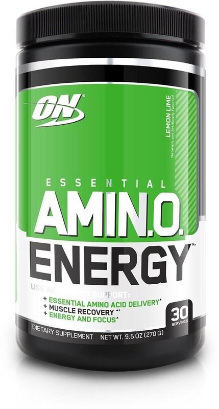 Optimum Nutrition Amino Energy Drink - Lemon Lime (30 Serves)