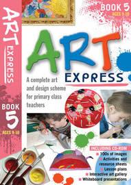 Art Express: Bk. 5 by Julia Stanton image