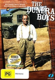 The Dunera Boys on DVD image