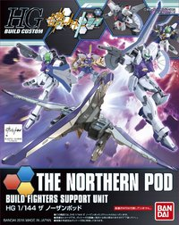 HGBC 1/144 Northern Pod - Model Kit