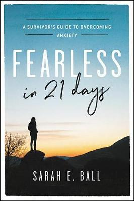Fearless in 21 Days by Sarah E. Ball image
