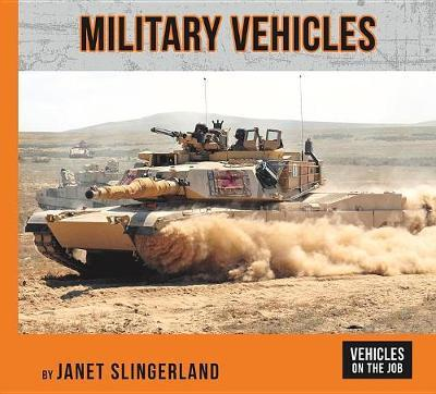 Military Vehicles by Janet Slingerland image