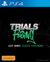 Trials Rising for PS4