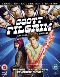 Scott Pilgrim vs. The World on Blu-ray
