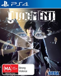 Judgment for PS4