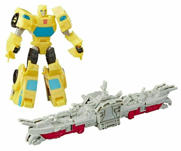 Transformers: Cyberverse - Spark Armor Bumblebee