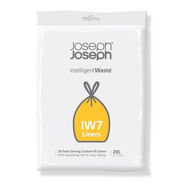 Joseph Joseph: Intelligent Waste IW7 Custom-Fit Bin Liners (20L)