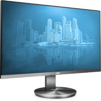 "23.8"" AOC 1080p 60Hz 4ms Ergonomic Professional Monitor"
