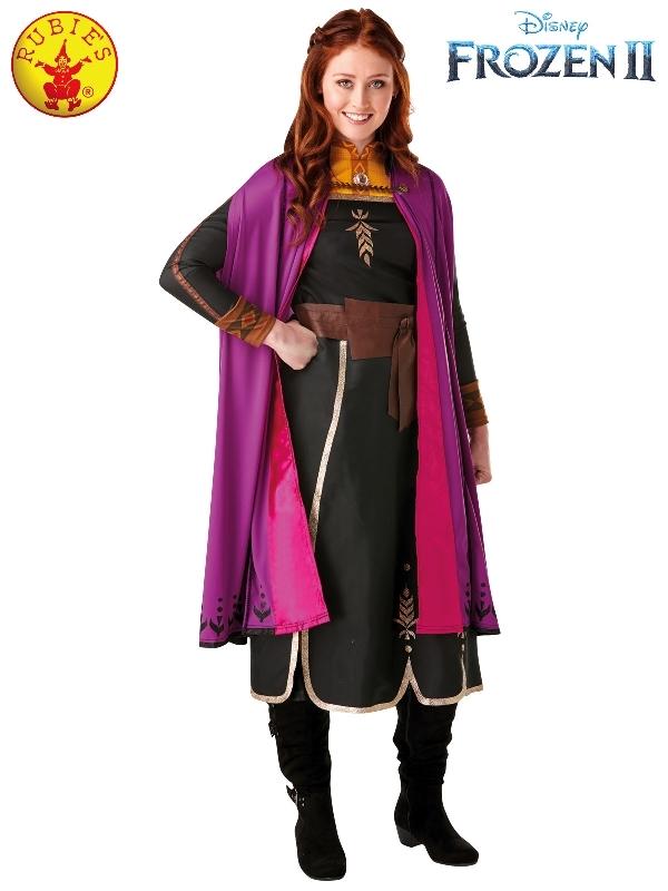Rubie's: Frozen 2 - Anna Deluxe Adult Costume (Medium)