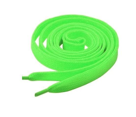 Tiger Laces - Neon Lime (110cm)