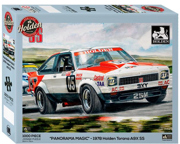 Impact Puzzle Holden Panorama Magic Puzzle 1,000 pieces