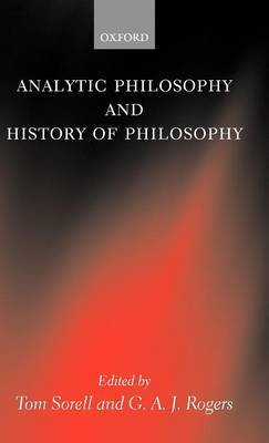 Analytic Philosophy and History of Philosophy image
