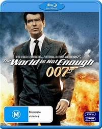The World is Not Enough (2012 Version) on Blu-ray