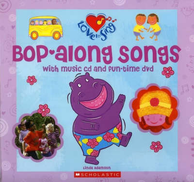 Bop-along Songs by Linda Adamson