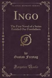 Ingo by Gustav Freytag