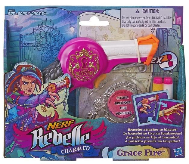 Nerf: Rebelle Charmed - Grace Fire Blaster