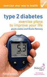 Exercise Your Way to Health: Type 2 diabetes by Paula Coates image