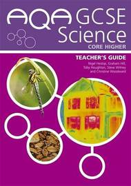 AQA GCSE Science Core Higher by Graham C. Hill image