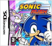 Sonic Rush for DS image