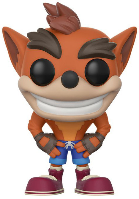 Crash Bandicoot - Pop! Vinyl Figure (with a chance for a Chase version!)