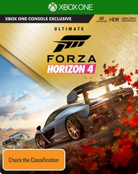 Forza Horizon 4 Ultimate Edition for Xbox One