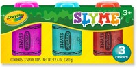 Crayola: Slyme - 3-Pack (Assorted Colours)