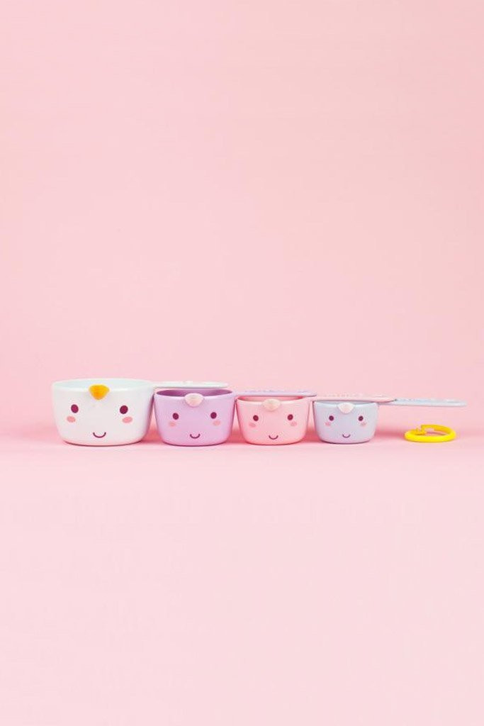 Elodie Unicorn Measuring Cups image