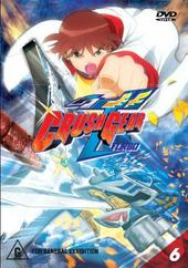 Crush Gear Turbo - Vol. 6 on DVD