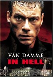 In Hell on DVD