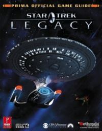 Star Trek Legacy - Prima Official Game Guide image