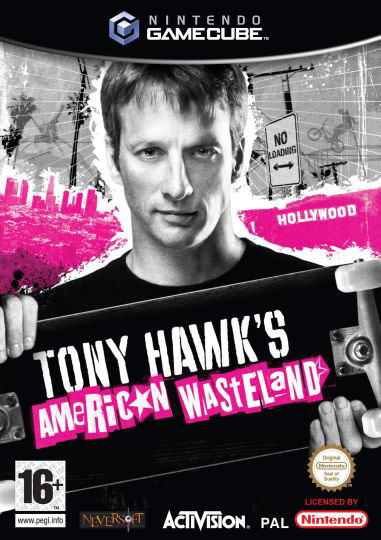 Tony Hawk's American Wasteland for GameCube