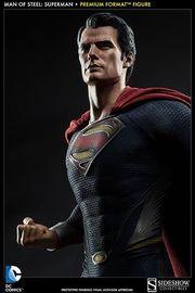 Superman Man of Steel Premium Format Figure