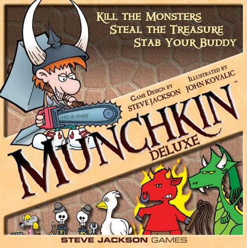 Munchkin Deluxe image