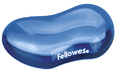 Fellowes Utility Rest - Gel Crystals - Blue