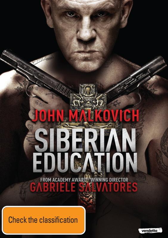 Siberian Education on DVD