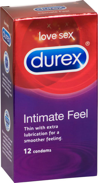 Buy Durex Intimate Feel At Mighty Ape Nz-3708