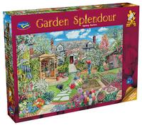 Garden Splendor 1500pc - Spring Garden image