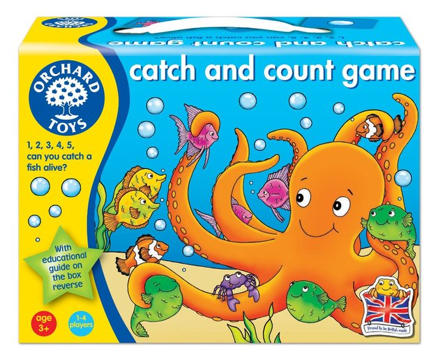 Orchard Toys: Catch & Count