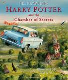Harry Potter and the Chamber of Secrets: Illustrated Edition by J.K. Rowling