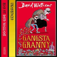Gangsta Granny by David Walliams image