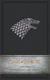 Game of Thrones Journal: House Stark (Large) by HBO