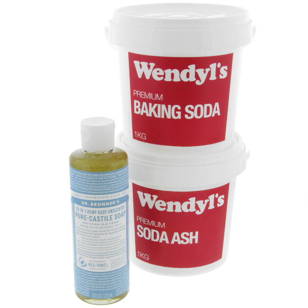 Wendyl's: Laundry Powder Kit
