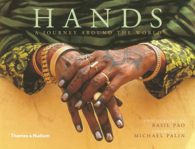 Hands: A Journey Around the World by Basil Pao image
