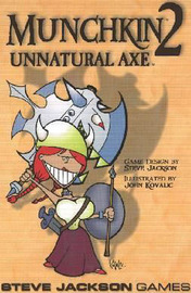 Munchkin 2: Unnatural Axe Expansion image