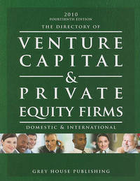 The Directory of Venture Capital & Private Equity Firms : Domestic & International image
