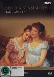 Sense & Sensibility (BBC) on DVD image