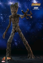 "Avengers Infinity War: Groot - 12"" Articulated Figure"