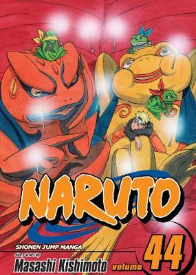 Naruto: v. 44 by Masashi Kishimoto image
