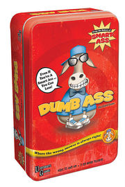 Dumb Ass - Tin Travel Game