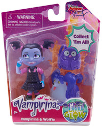 Vampirina: Best Ghoul Friends Set - Vampirina & Wolfie